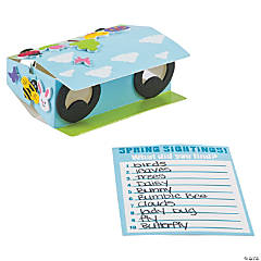 Signs of Spring Binoculars Craft Kit