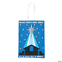 Silent Night Ornament Craft Kit