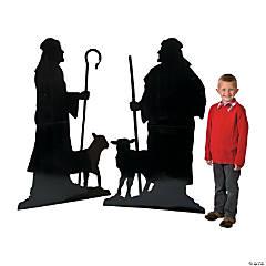 Silhouette Shepherd Stand-Ups