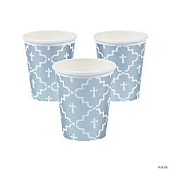 Silver Cross Cups