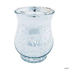 Silver Mercury Hurricane Glasses