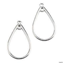 Silvertone Earrings