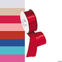 Single Faced Satin Ribbon - 1 1/2""