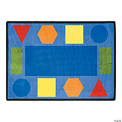 Sitting Shapes® Classroom Rug