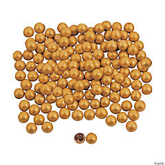 Sixlets<sup>&#174;</sup> Gold Chocolate Candy
