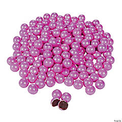 Sixlets<sup>®</sup> Sparkling Bright Pink Chocolate Candy