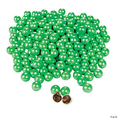 Sixlets<sup>®</sup> Sparkling Lime Green Chocolate Candy