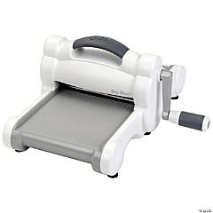 Sizzix Big Shot Machine-White W/Gray