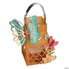 Sizzix Thinlits Dies 9/Pkg-Butterfly Lantern