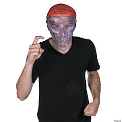 Skeleton Hood Mask