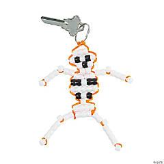 Skeleton Keychain Craft Kit
