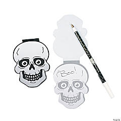 Skeleton Pen & Notepad Sets