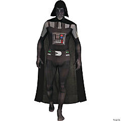 Skin Suit Darth Vader Costume for Men