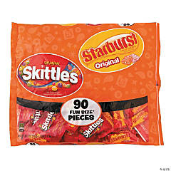Skittles® & Starburst® Big Time Fun Packs