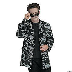 Skull and Bones Sports Jacket for Men