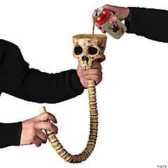 Skull Drink Plastic Funnel