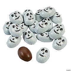 Skulls Chocolate Candy
