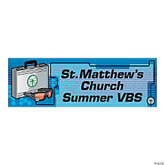 Small Agents of Truth Personalized VBS Banner