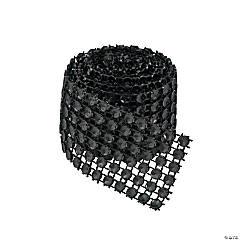 Small Black Jewel Effect Rolls