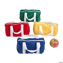 Small Canvas Duffle Bags