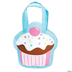 Small Cupcake Tote Bags