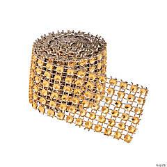 Small Gold Jewel Effect Rolls