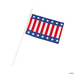 Small Patriotic Flags