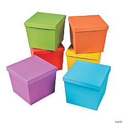 Small Square Storage Boxes
