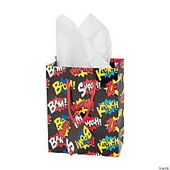 Small Superhero Gift Bags