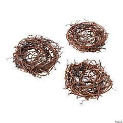 Small Twig Bird's Nests