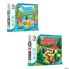 Smart Storybook Puzzles: Set of 2
