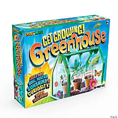 SmartLab Toys Get Growing Greenhouse