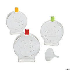 Smile Face Sand Art Bottles