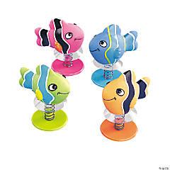 Smiling Clown Fish Pop-Ups