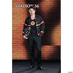Smokin' Hot Firefighter Costume for Men