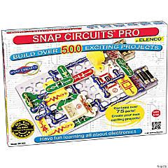 Snap Circuits® Pro 500 Experiments