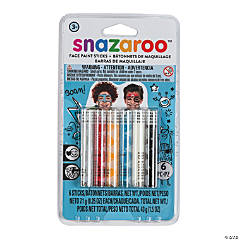 Snazaroo™ Adventure Face Painting Sticks Set