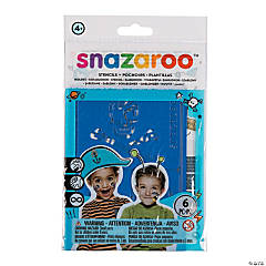 Snazaroo™ Boy's Face Paint Stencils