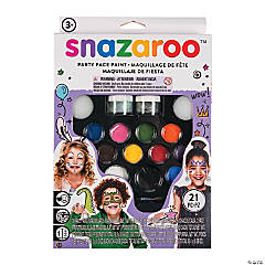 Snazaroo™ Ultimate Face Painting Kit