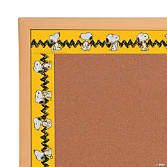 Snoopy Bulletin Board Border