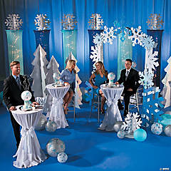 Snow Ball Party Supplies