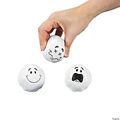 Snowball Stress Balls