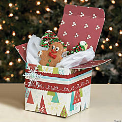 Snowflake Gift Box Idea