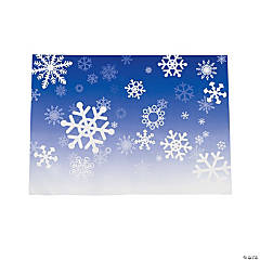 Snowflake Placemats