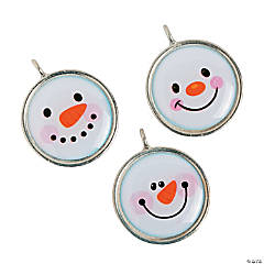 Snowman Charms