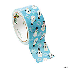 Snowman Duck Tape® Brand Duct Tape