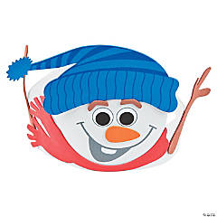 Snowman Headband Craft Kit