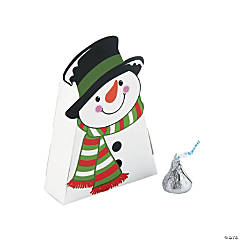 Snowman Treat Boxes
