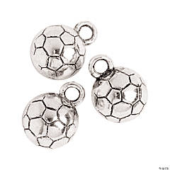 Soccer Charms