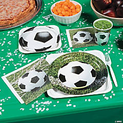 Soccer Fanatic Party Supplies